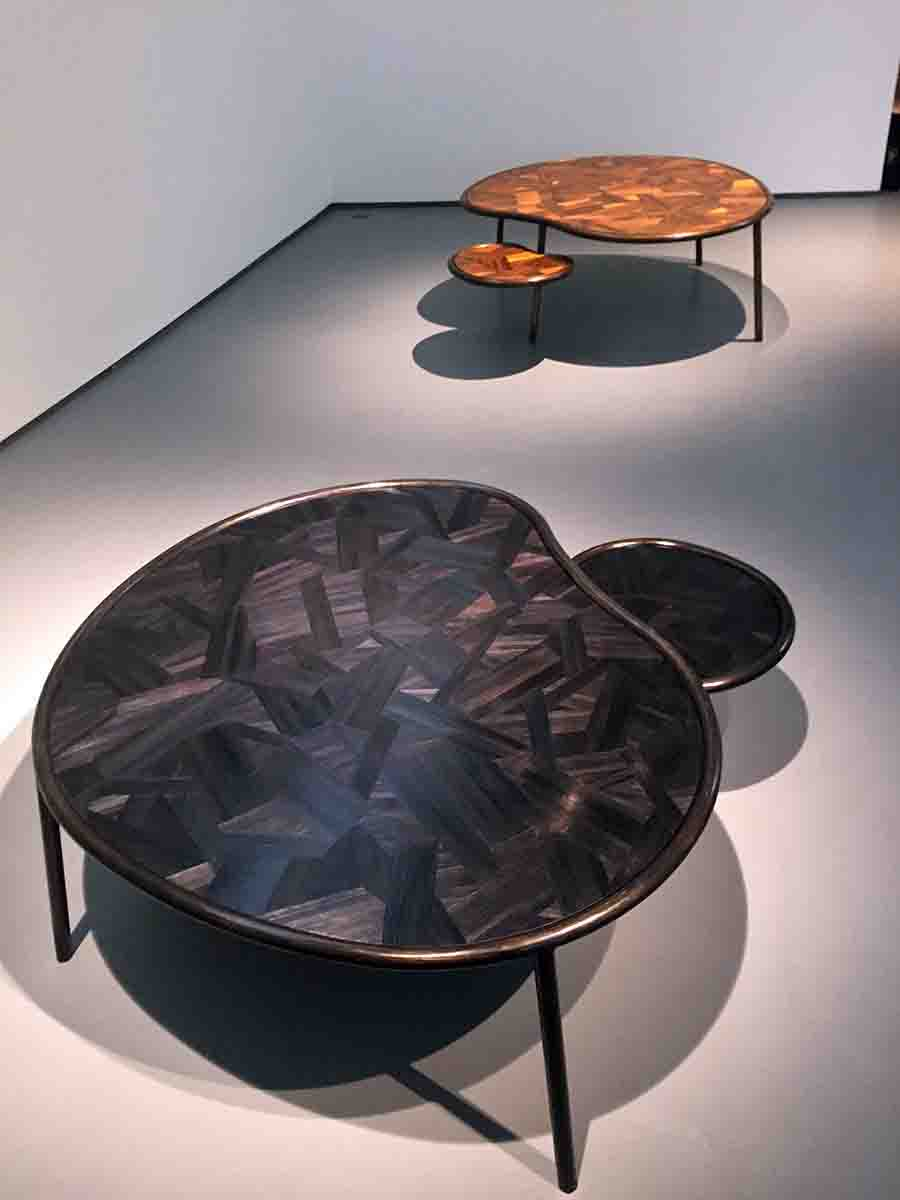 Coffee table for the Carpenters Workshop Gallery, by the Campana Broters